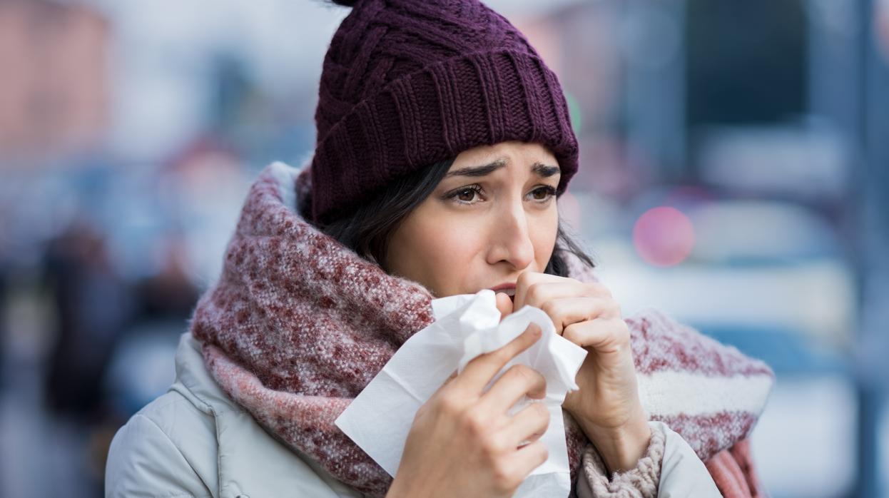 Las bajas temperaturas y un sistema de defensas débil pueden provocar diversos tipos de enfermedades respiratorias