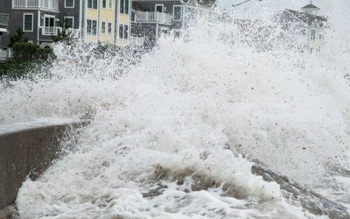 El aumento en el nivel de los océanos augura un 'futuro más inundado'