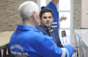 """Gustavo Bastian, intendente electo de San José: """"pudimos romper con eso de que sin plata no se podía hacer política"""""""