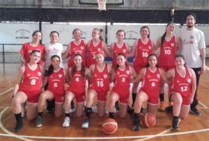 Liga Provincial U15 – Copa de Plata Triunfo de Rocamora