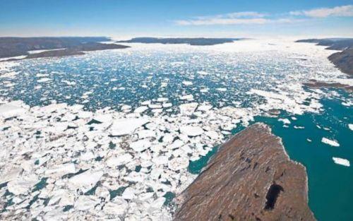 Groenlandia se derrite y necesita ayuda para incendio forestal