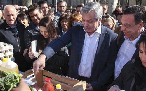 Alberto Fernández dijo que no quiere incumplir el pago de deuda