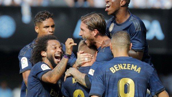 Real Madrid no falla en su arranque en la Liga de España