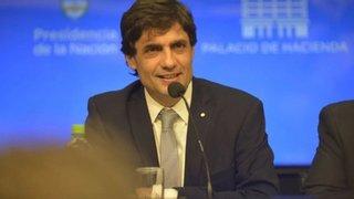 """Hernán Lacunza: """"El primer objetivo es garantizar la estabilidad del tipo de cambio"""""""