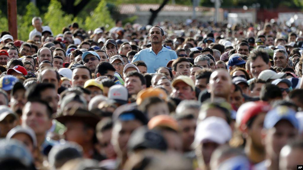Venezuela ocupa el cuarto lugar de países con mayor migración mundial