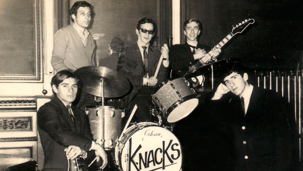 Un documental rescata a los Knacks, banda del beat fundacional argentino