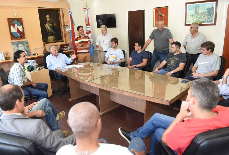 Continúa el fomento al deporte uruguayense