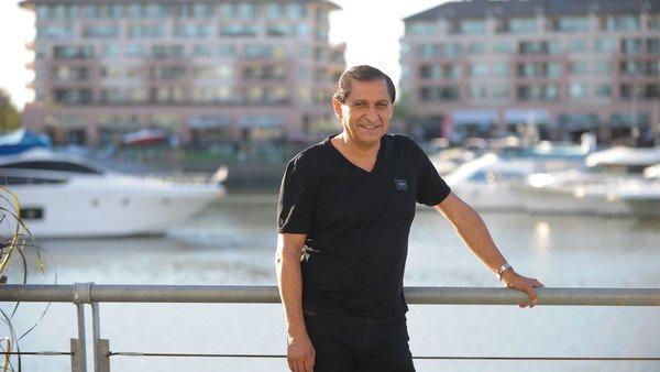 """Volvió Ramón Díaz: """"A mí me quieren hasta los hinchas de Boca"""""""