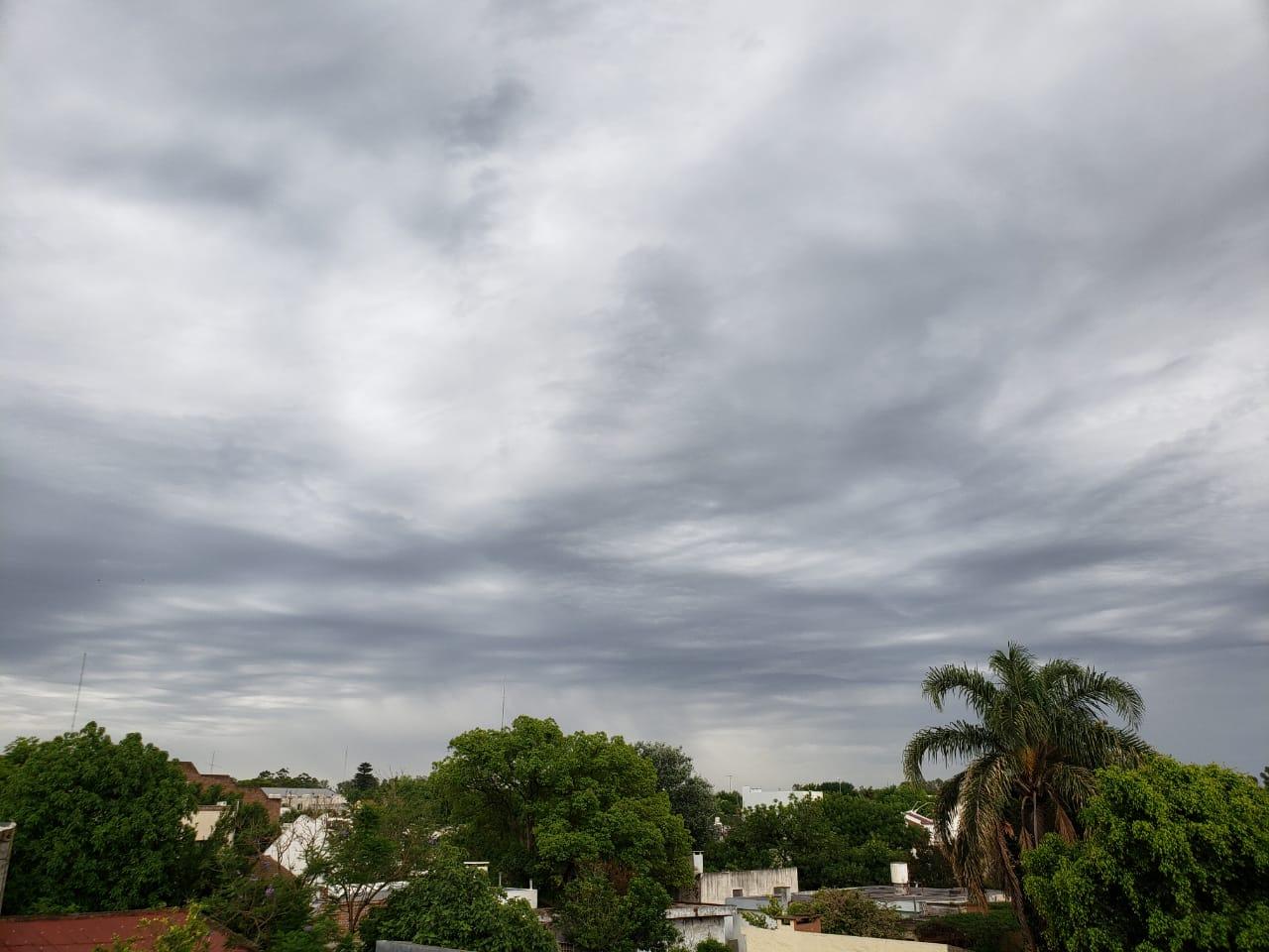 Rige alerta por tormentas fuertes para el centro y norte de Entre Ríos