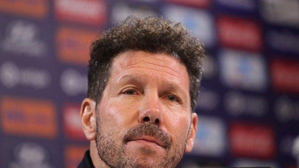 """El elogio de Simeone a Messi: """"Ante un golazo, sólo tenés que aplaudir"""""""