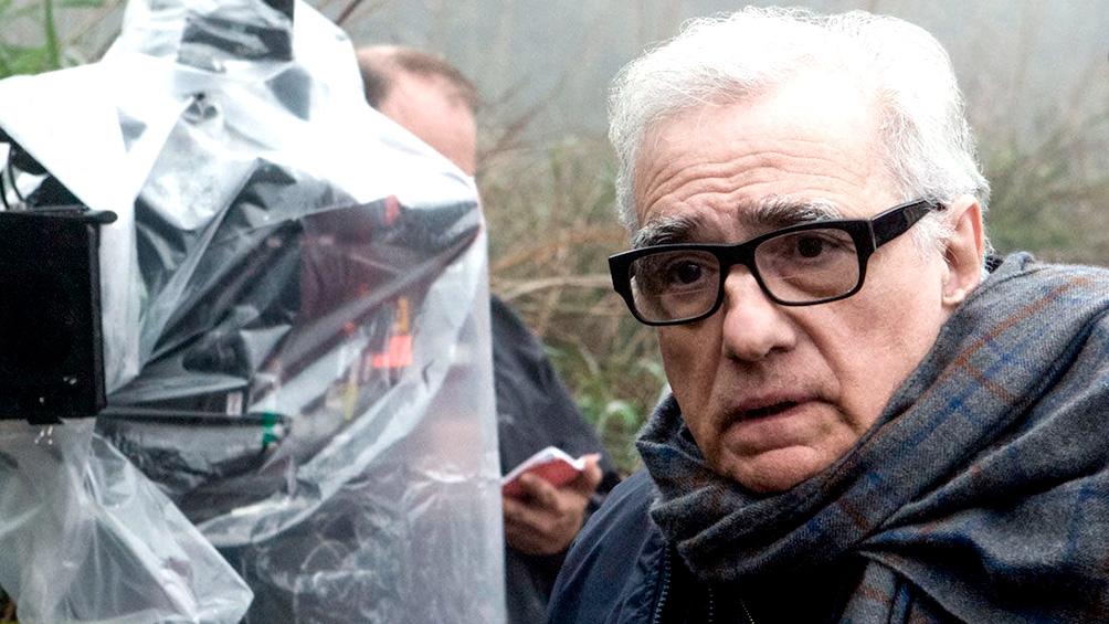 """Martin Scorsese, reacio a que su filme """"El irlandés"""" sea visto en teléfonos personales"""