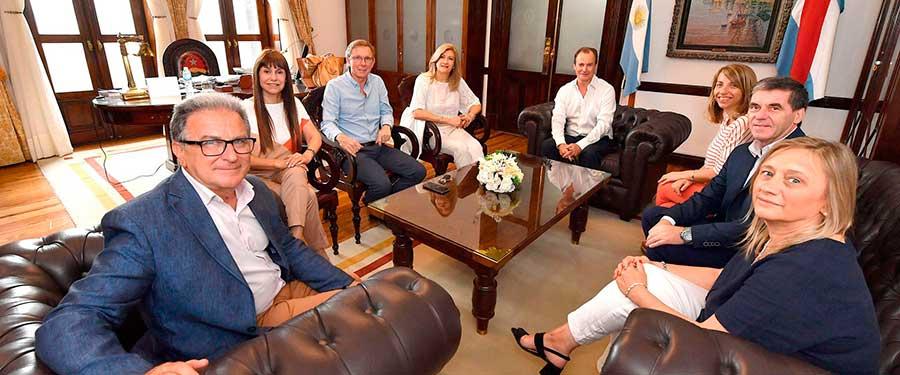Bordet suma funcionarios de Gualeguaychú y Gualeguay