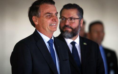 """A pocos días de la era K, Bolsonaro advierte que Argentina """"pierde mucho"""" si pelea con Brasil"""