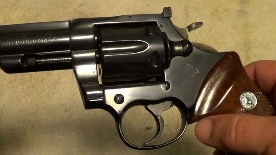 Secuestran arma de fuego en Concordia