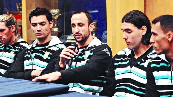 El origen de los cortocircuitos verbales entre la Generación Dorada y Fabián Borro, el nuevo presidente de la CABB