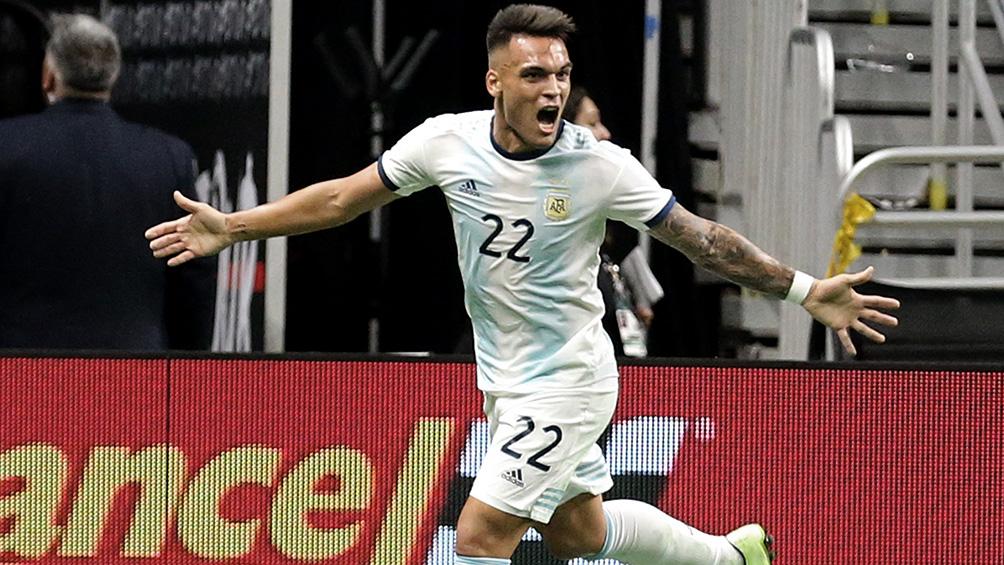 El Inter de Lautaro Martinez se cruzará con un equipo búlgaro