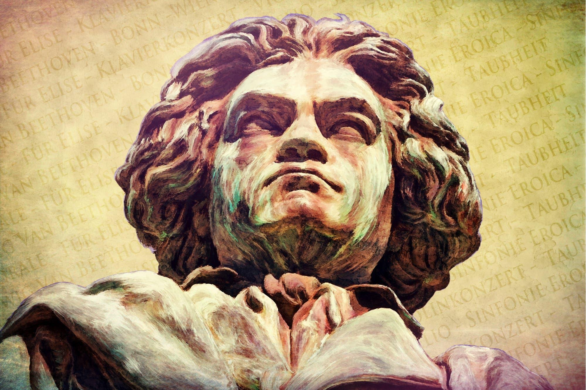 Usarán algoritmos para completar la Décima Sinfonía de Beethoven