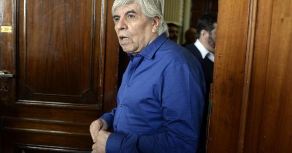 """Moyano le sugiere al """"Gallego"""" Fernández que renuncie a la UTA"""