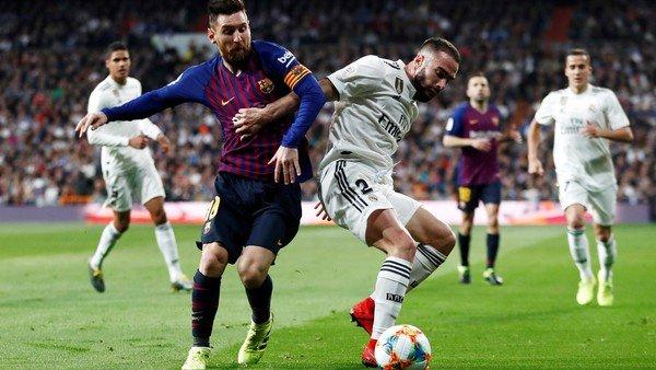 """Lionel Messi le metió picante al clásico: """"Es muy difícil para el Real Madrid reemplazar a Cristiano Ronaldo"""""""
