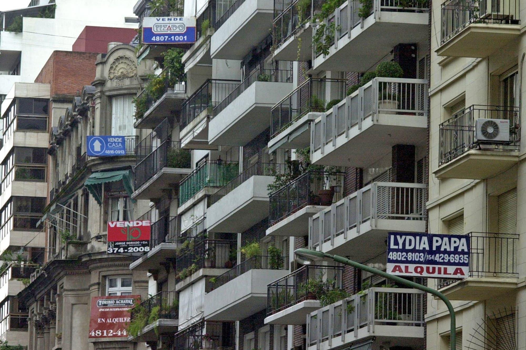 Propiedades: caen las ventas y bajan los precios en el sector inmobiliario