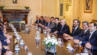 El Gobierno y las provincias suspenden el pacto fiscal y dispondrán de $60 mil millones adicionales