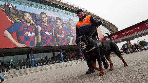 Barcelona-Real Madrid es un duelo de punteros y de alta seguridad