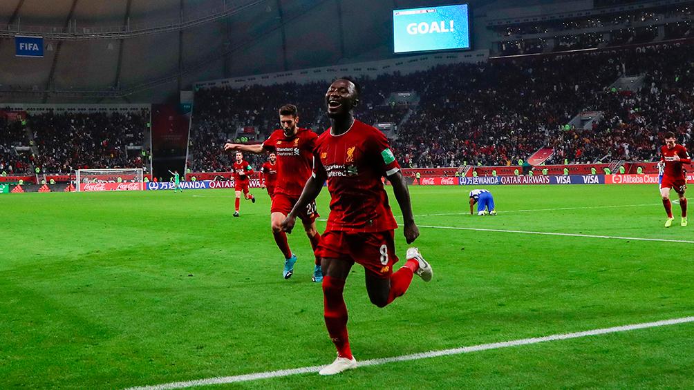 Liverpool le ganó en el último minuto al Monterrey y es finalista