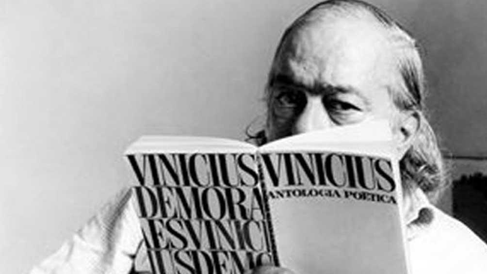 """Fernando Noy: """"Este homenaje a Vinicius es para venerarlo, difundirlo y mantenerlo vivo"""""""