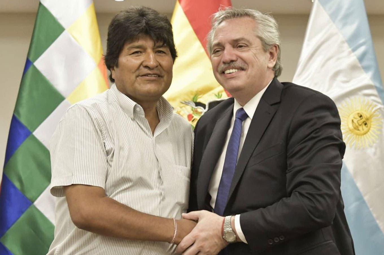 """Jair Bolsonaro, """"preocupado"""" por el refugio de Evo Morales en la Argentina: """"Se quedará allí para desestabilizar"""""""