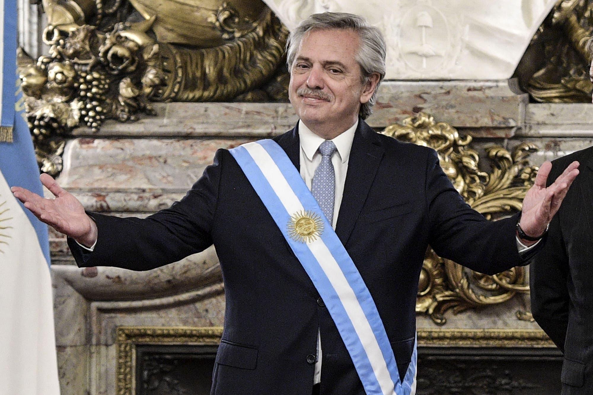 """Privilegio. Alberto Fernández: """"Un juez de la Corte Suprema gana cuatro veces lo que gana el presidente"""""""