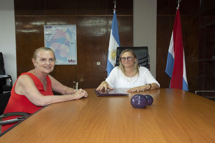Inés Artusi estará a cargo del Instituto Provincial de Discapacidad