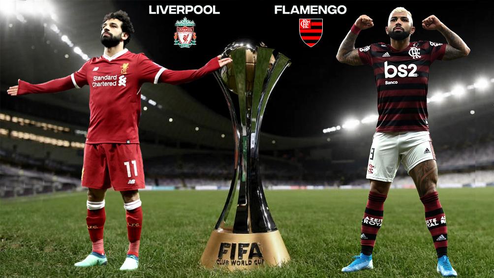 """Flamengo y Liverpool definen al """"Rey del Mundo"""" en Qatar"""