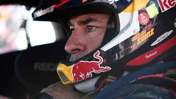El Dakar se acerca al final y Carlos Sainz se encamina a la victoria