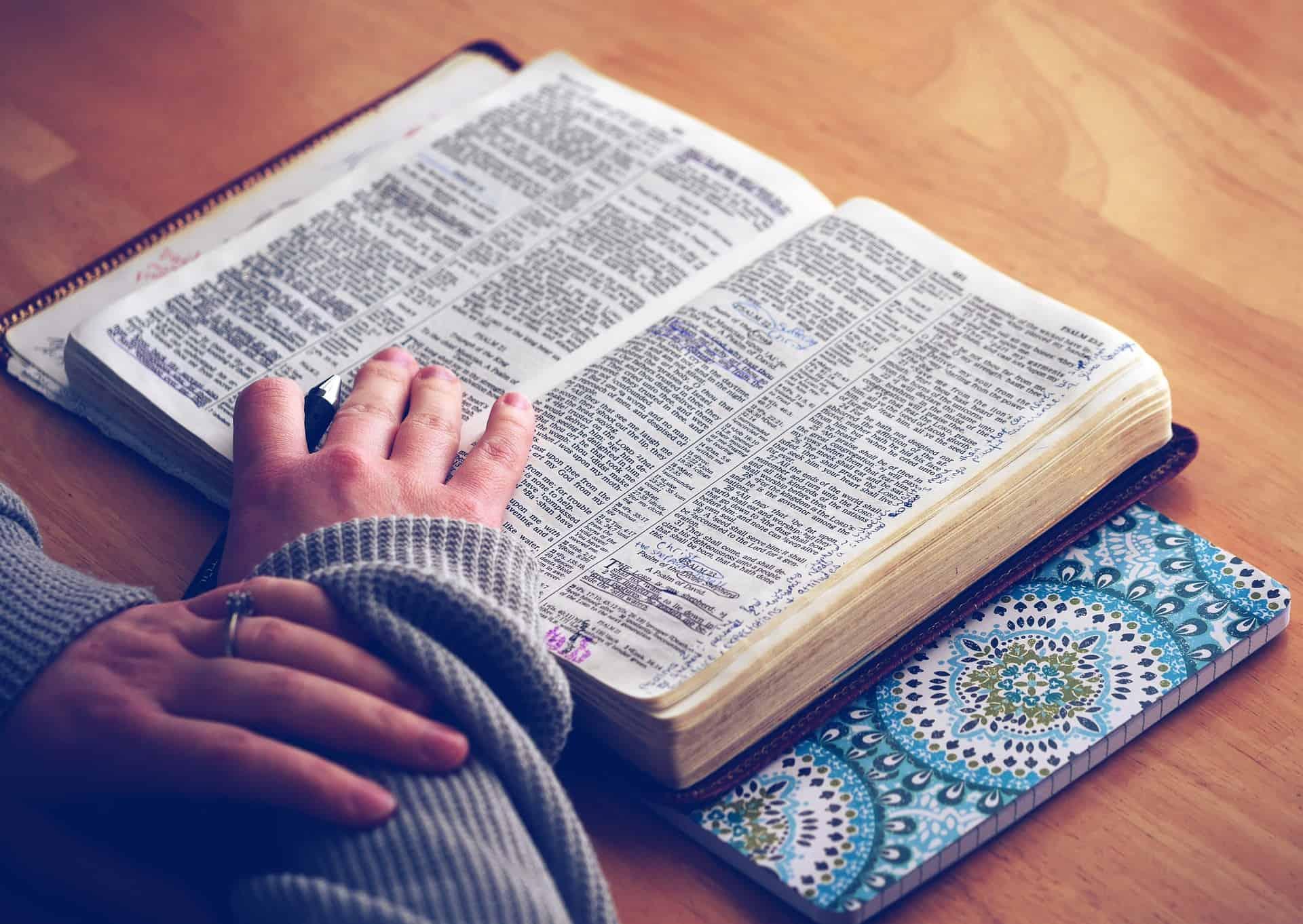 Promueven un concurso de imágenes y reflexiones en el Mes de la Biblia