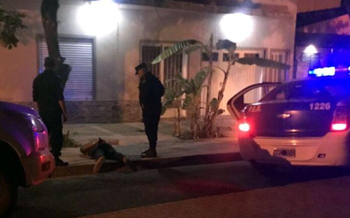 Dos detenidos por intento de robo en Colón