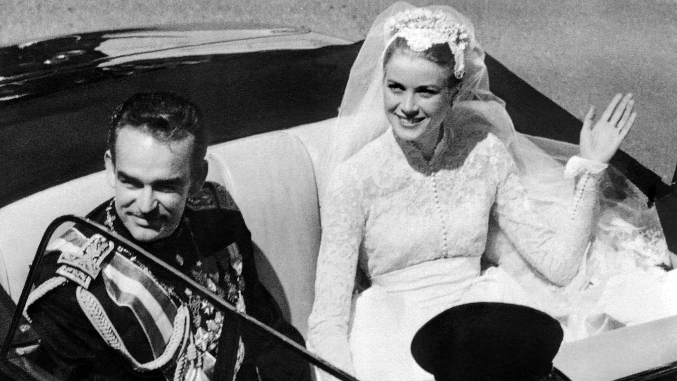 Amores de la realeza: Grace Kelly y Rainiero, una pasión que terminó en tragedia