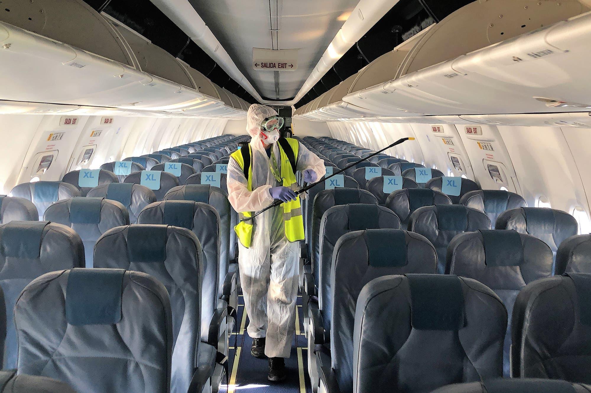 Uno por uno. Cuáles son los vuelos de cabotaje programados por Aerolíneas Argentinas para octubre