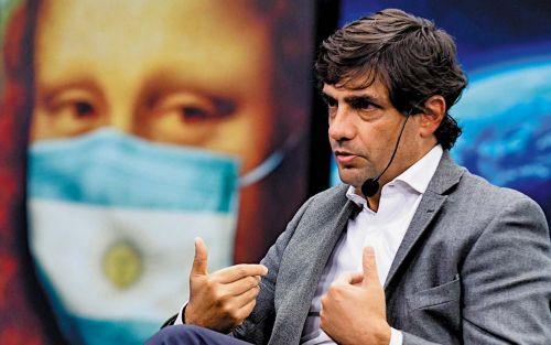 """Hernán Lacunza: """"Nuestra gestión no fue suficientemente robusta"""""""