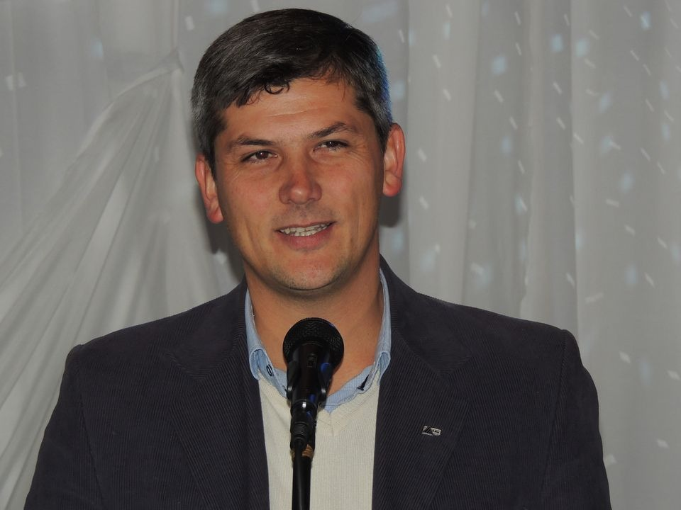 Diego Maier es el nuevo presidente de la Bolsa de Cereales de Entre Ríos