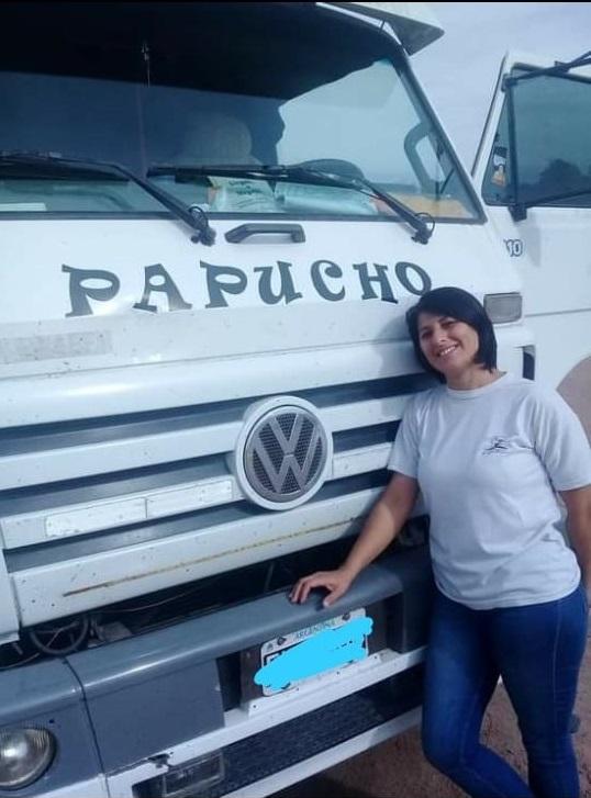 Silvina Heffel aceptó el desafío de ir por un oficio que exige sacrificios y el alejamiento de los seres queridos de forma continua