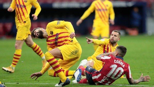 Más problemas para el Barcelona: la preocupante lesión de Gerard Piqué