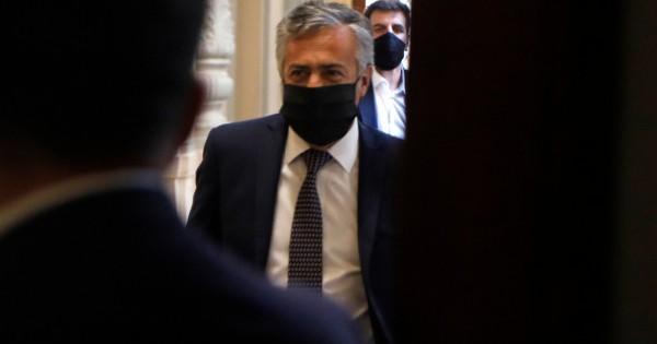 """Cornejo pidió intervenir a Insfrán: """"Podemos tener otro caso María Soledad"""""""