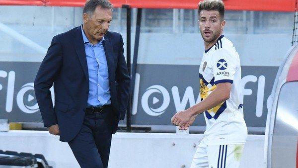 Pensamiento lateral: Miguel Russo empezará una semana de reuniones para resolver el futuro de los marcadores de punta de Boca
