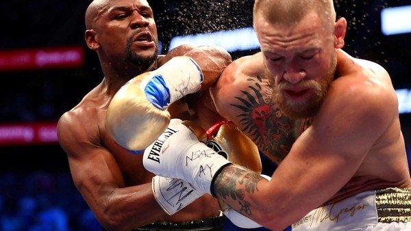 """Floyd Mayweather y una dura crítica para Conor McGregor: """"El Estafador McLoser"""""""