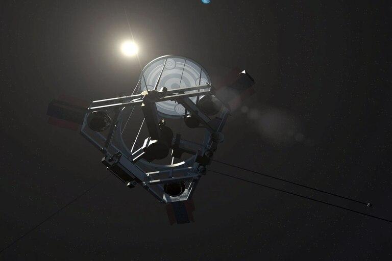 internet-galactica:-como-se-podria-lograr-con-lentes-gravitacionales
