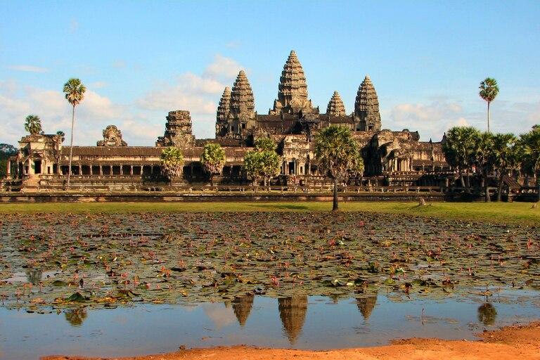 los-misterios-del-reino-de-angkor:-revelan-cuanta-gente-vivio