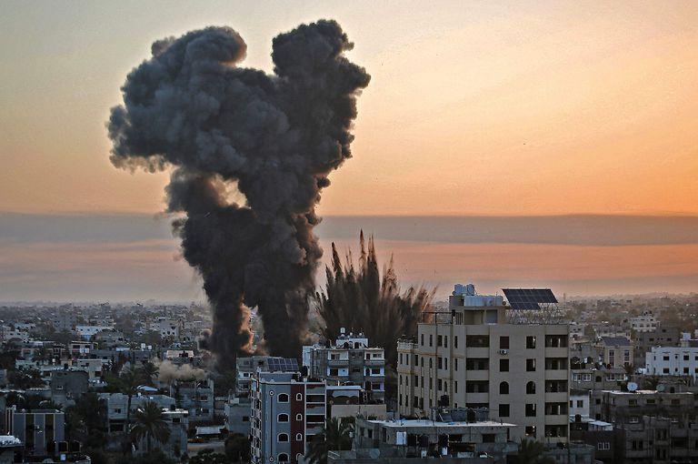 """tension-con-hamas:-""""debemos-estar-listos-y-armados-para-defender-nuestro-hogar"""",-dijo-el-presidente-de-israel"""