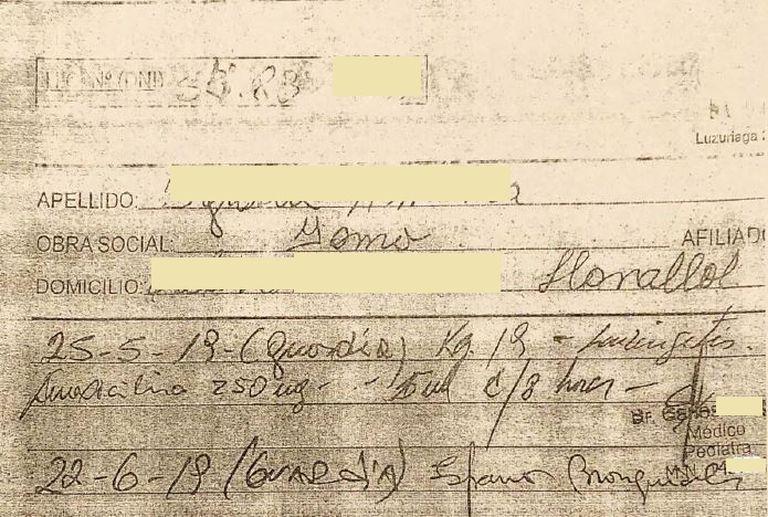 usurpacion-de-titulo:-detuvieron-al-falso-medico-que-atendio-a-168-ninos-en-una-clinica-de-lavallol-durante-mas-de-un-ano