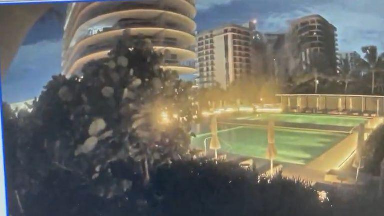 derrumbe-en-un-edificio-de-miami:-el-video-del-momento-del-colapso-del-champlain-towers