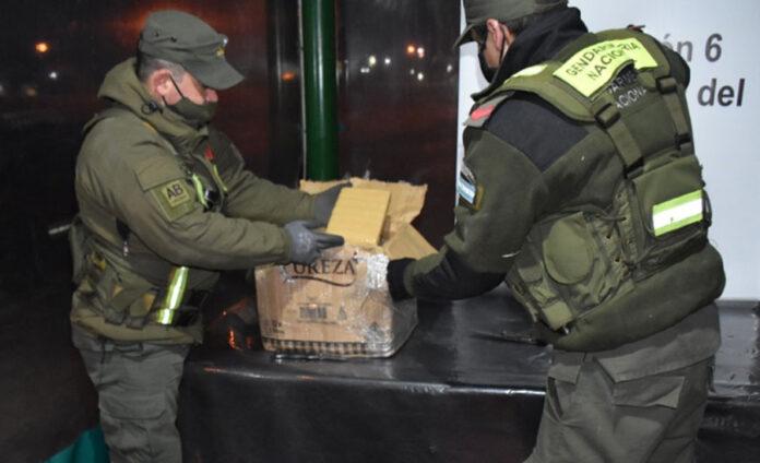 entrega-vigilada:-otro-exitoso-procedimiento-de-gendarmeria-contra-el-narcotrafico